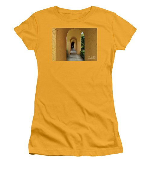 Archway Women's T-Shirt (Athletic Fit)