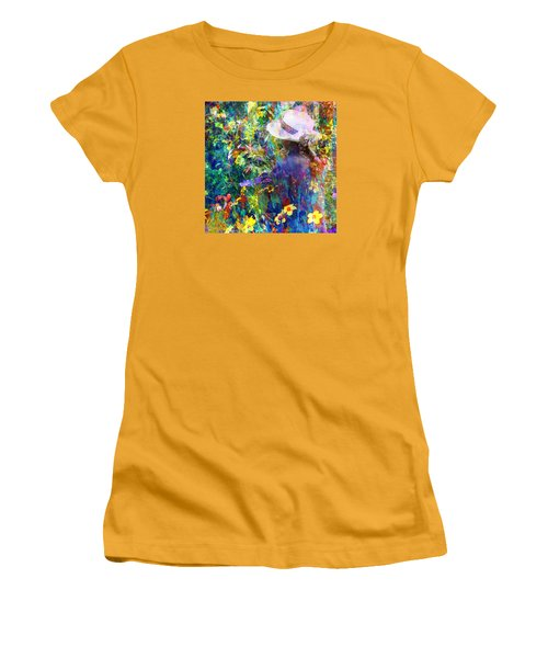 Aromatherapy Women's T-Shirt (Junior Cut) by LemonArt Photography