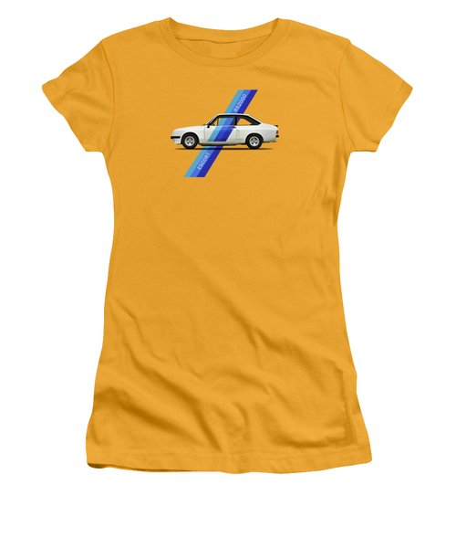 The Ford Escort Rs2000 Women's T-Shirt (Athletic Fit)