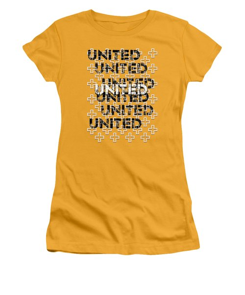 United Women's T-Shirt (Athletic Fit)