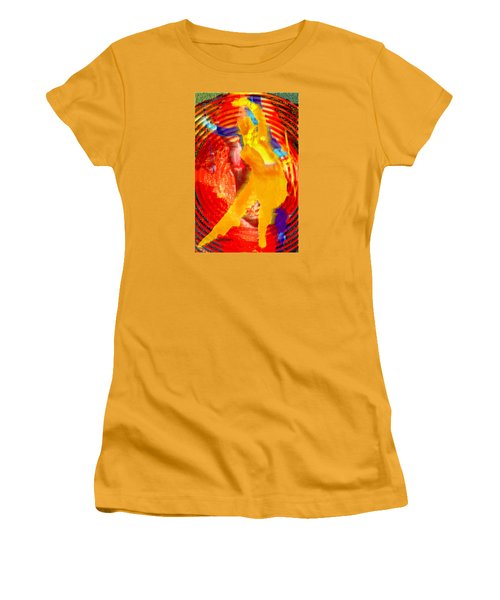 Astaire Way To Heaven Women's T-Shirt (Athletic Fit)