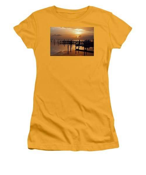 At Day's Close Women's T-Shirt (Athletic Fit)