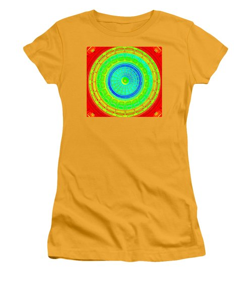 Austin Dome - C Women's T-Shirt (Junior Cut) by Karen J Shine