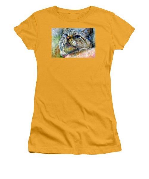 Avalon C Shirt Women's T-Shirt (Athletic Fit)