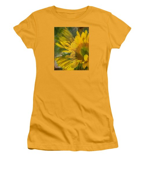 Awash In Sun Women's T-Shirt (Junior Cut) by Arlene Carmel