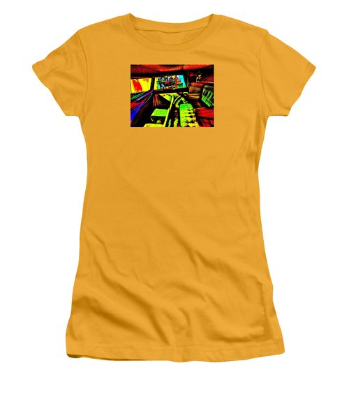 Bahre Car Show II 27 Women's T-Shirt (Athletic Fit)