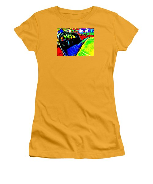 Bahre Car Show II 35 Women's T-Shirt (Athletic Fit)