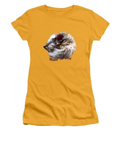 Ball Of Feathers Women's T-Shirt (Athletic Fit)