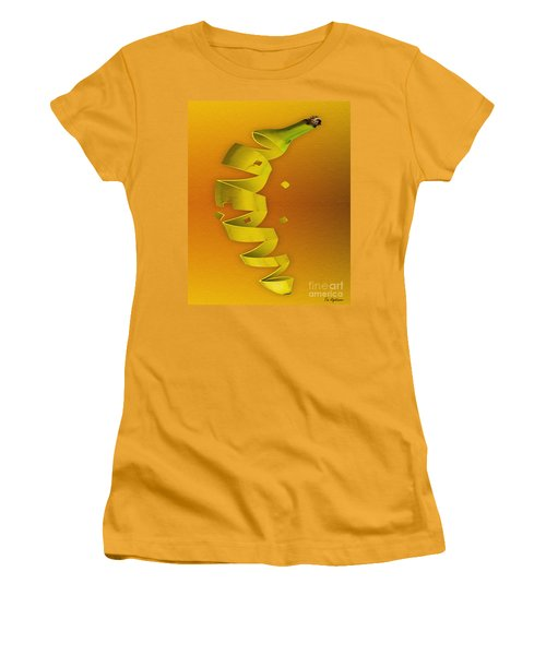 Banana Women's T-Shirt (Athletic Fit)