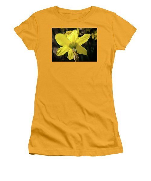 Beauty Of Springtime Women's T-Shirt (Athletic Fit)