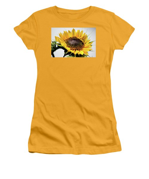 Beginning To Bloom Women's T-Shirt (Junior Cut) by Ed Waldrop