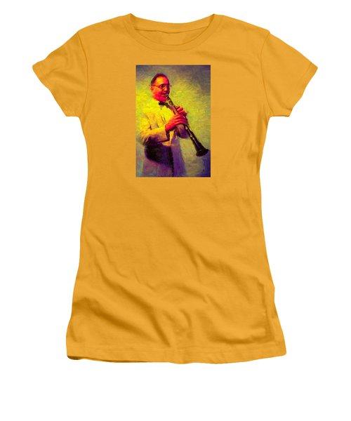 Benny Goodman Women's T-Shirt (Athletic Fit)