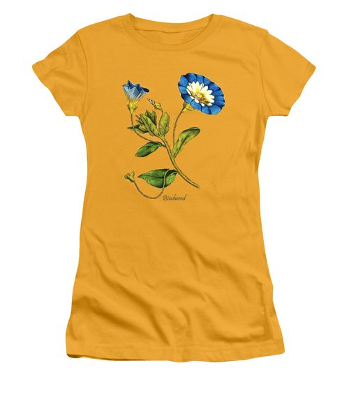 Bindweed Women's T-Shirt (Athletic Fit)