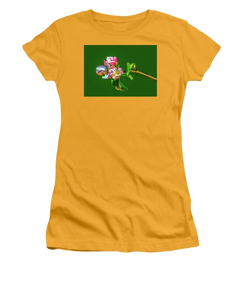 Bloom May 2016 Artistic Women's T-Shirt (Junior Cut)