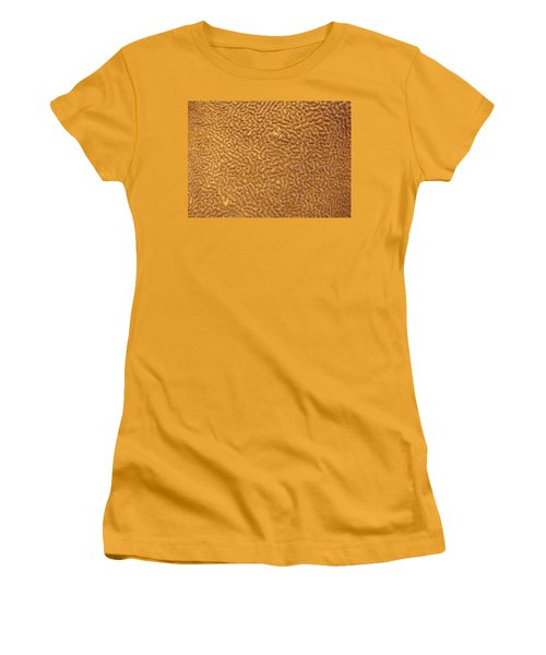 Brain Coral 47 Women's T-Shirt (Athletic Fit)