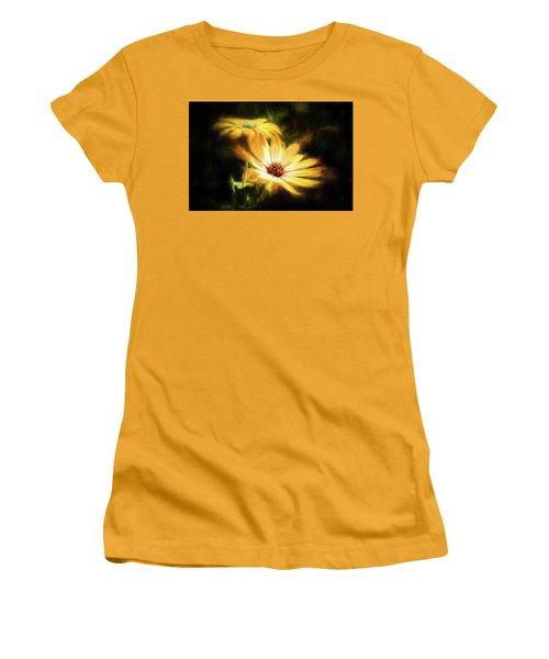 Brightest Sun Shining Women's T-Shirt (Athletic Fit)