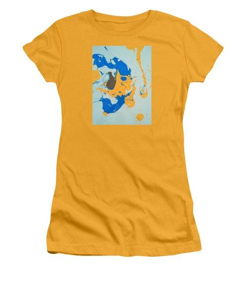 Brownie Baby Bird Women's T-Shirt (Junior Cut) by Gyula Julian Lovas
