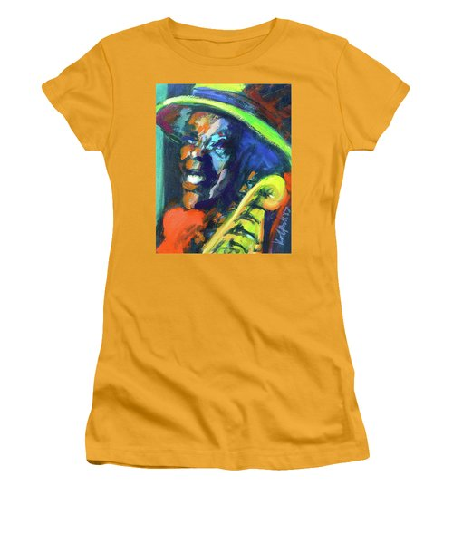 Buddy Women's T-Shirt (Athletic Fit)