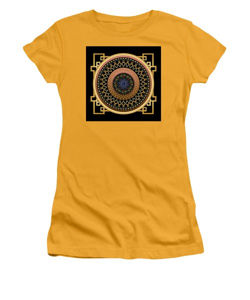 Circulosity No 2806 Women's T-Shirt (Athletic Fit)