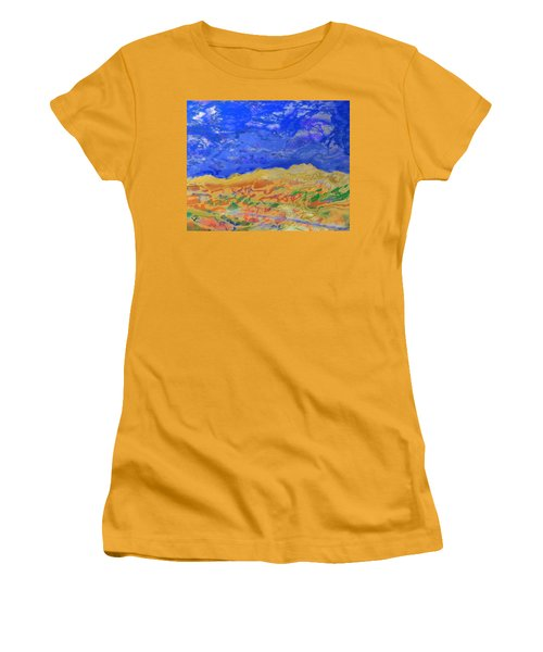 Clouds Women's T-Shirt (Junior Cut)