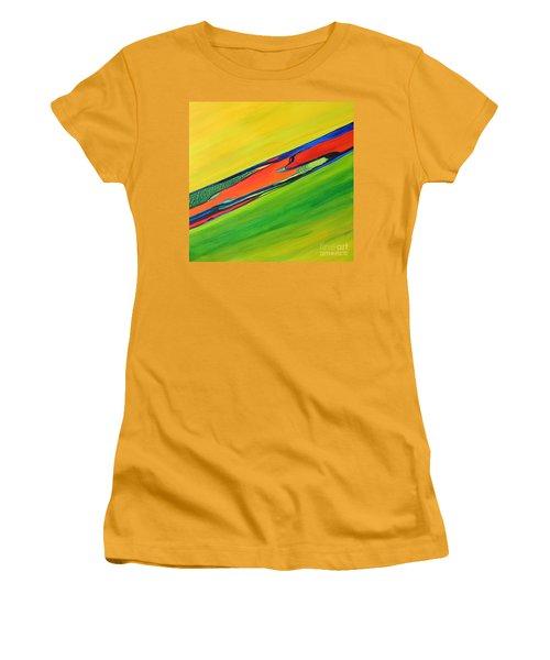 Color I Women's T-Shirt (Athletic Fit)