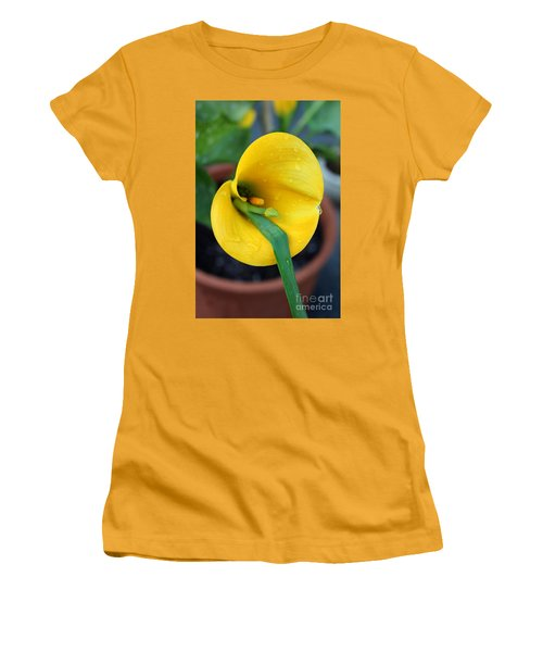 Come Out Come Out Women's T-Shirt (Athletic Fit)