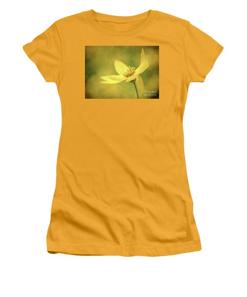 Coreopsis Women's T-Shirt (Athletic Fit)