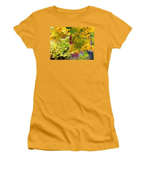 Country Color 15 Women's T-Shirt (Athletic Fit)
