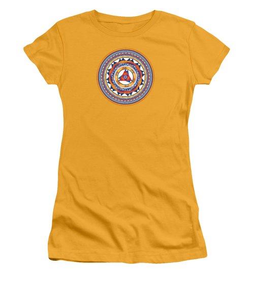 Creative Energy Women's T-Shirt (Junior Cut) by Anastasiya Malakhova