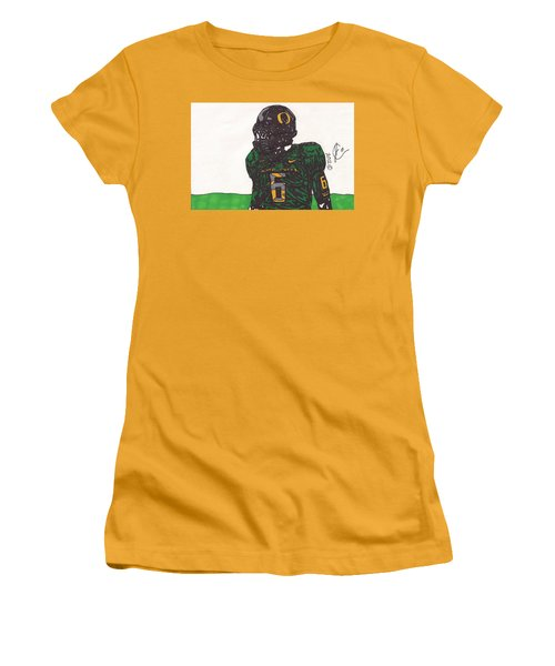 De'anthony Thomas 2 Women's T-Shirt (Athletic Fit)