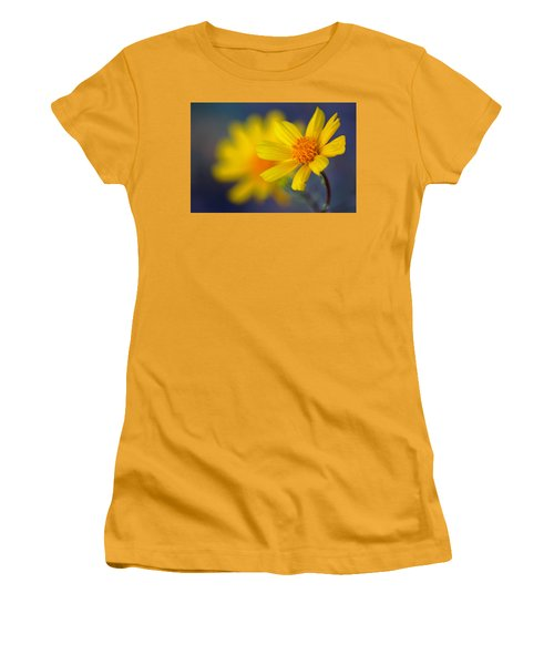 Death Valley Superbloom 503 Women's T-Shirt (Athletic Fit)