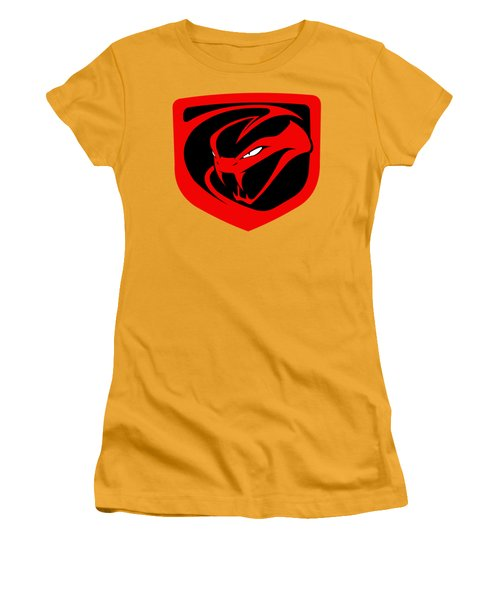 Dodge Viper Women's T-Shirt (Athletic Fit)