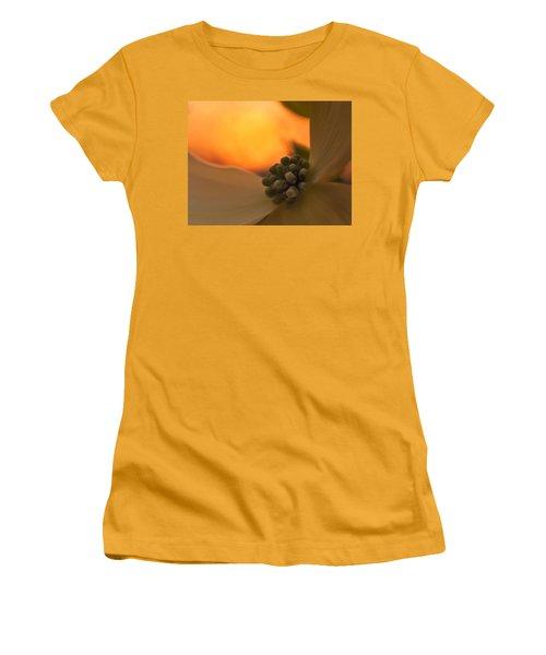 Dogwood Bloom Women's T-Shirt (Junior Cut) by Craig Szymanski