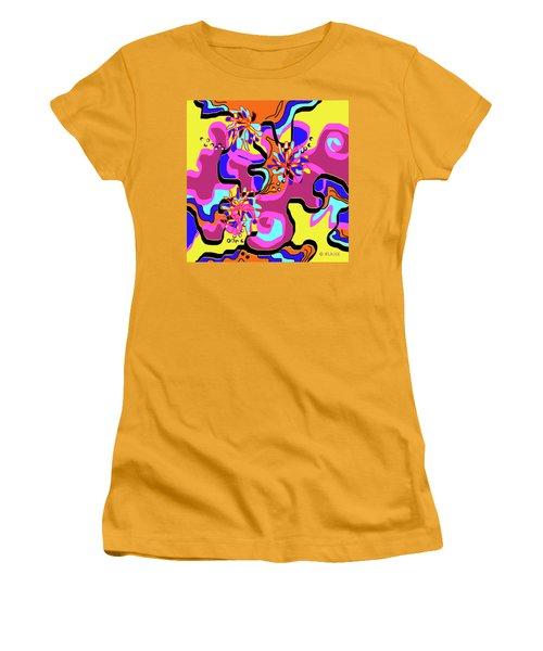 Dreamagination 1 Women's T-Shirt (Athletic Fit)