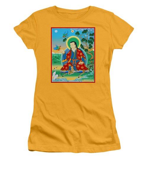 Drokben Khyecung Lotsawa Women's T-Shirt (Junior Cut) by Sergey Noskov