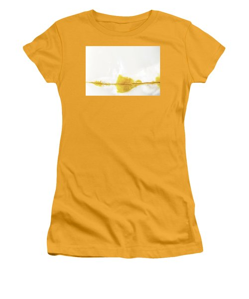 Earth Portrait 001.198 Women's T-Shirt (Athletic Fit)