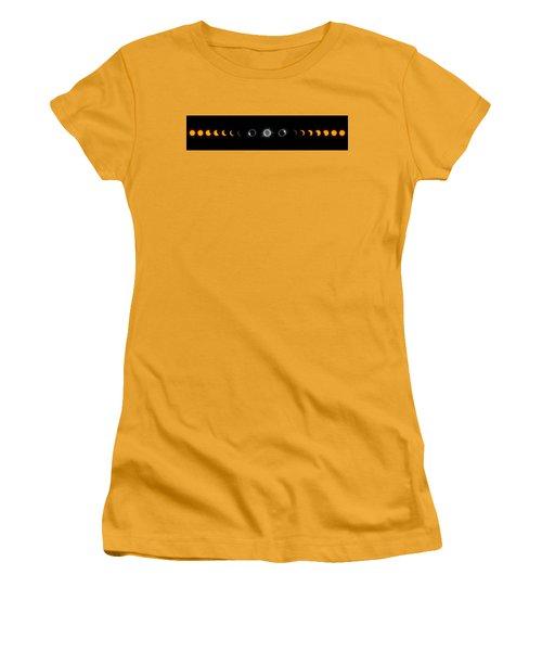 Eclipse Progression Women's T-Shirt (Athletic Fit)
