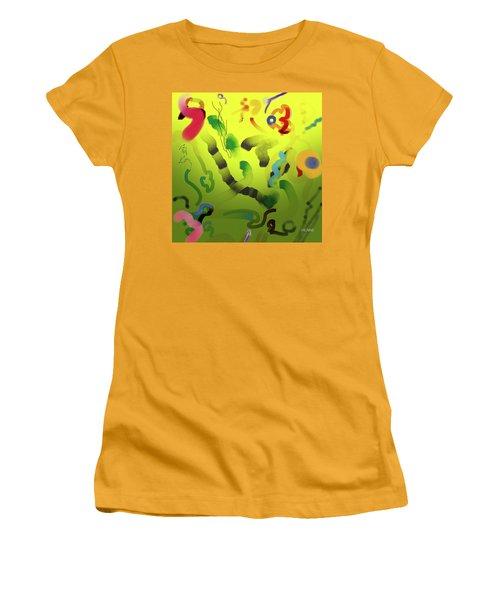Emergence Women's T-Shirt (Junior Cut) by Robert Henne