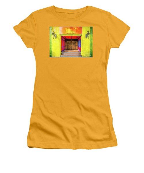Entrance Women's T-Shirt (Athletic Fit)