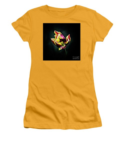 Evanescent Women's T-Shirt (Athletic Fit)