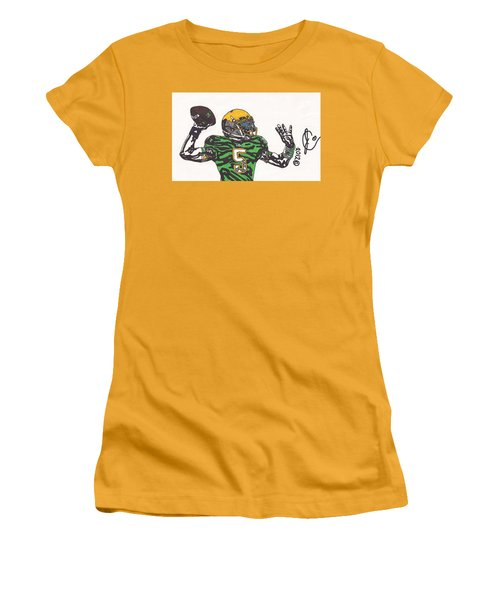 Everett Golson 1 Women's T-Shirt (Athletic Fit)