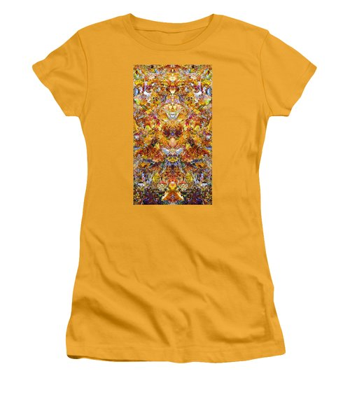 Fall Of The Leaf Gods  Women's T-Shirt (Athletic Fit)