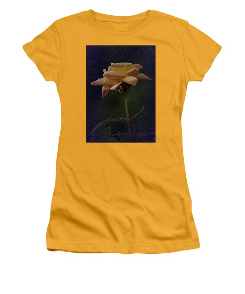First Vintage Rose 2017 Women's T-Shirt (Junior Cut) by Richard Cummings