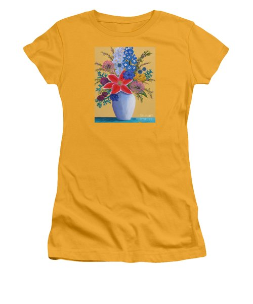 Florist's Creation Women's T-Shirt (Athletic Fit)