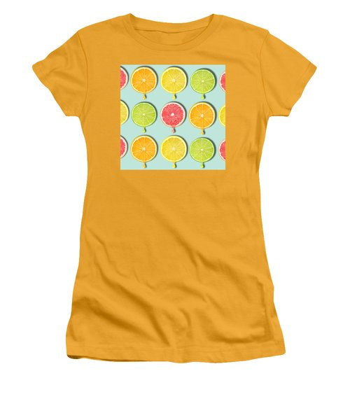 Fruity Women's T-Shirt (Athletic Fit)