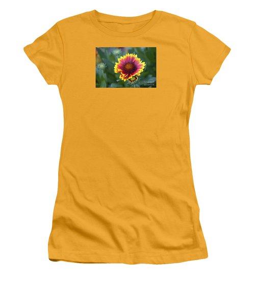 Gallardia 20120615_183b Women's T-Shirt (Athletic Fit)