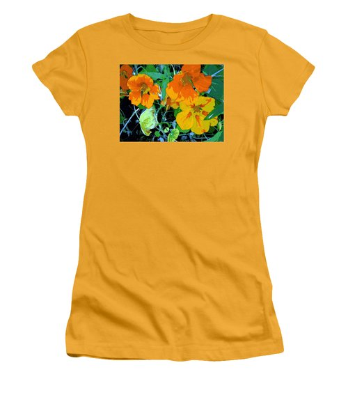 Garden Flavor Women's T-Shirt (Athletic Fit)