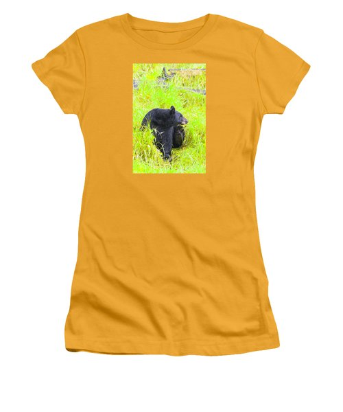 Getting Ready Women's T-Shirt (Athletic Fit)