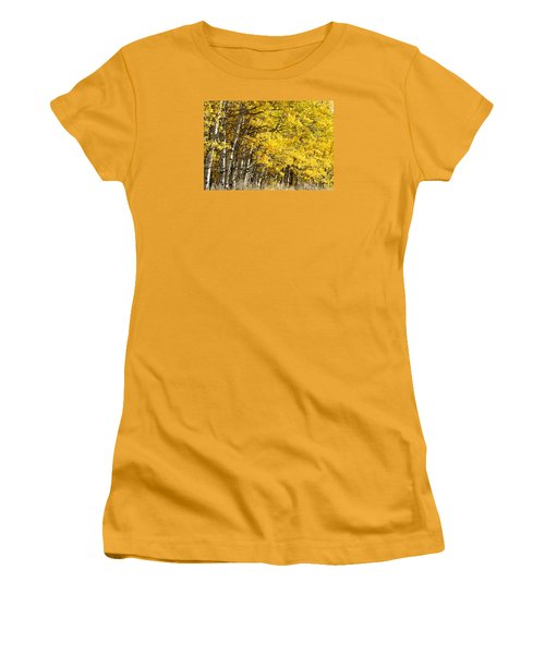 Golden II Women's T-Shirt (Athletic Fit)