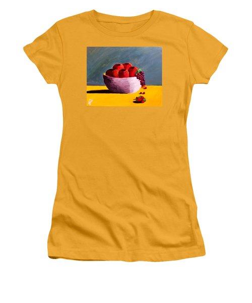 Good Fruit Women's T-Shirt (Athletic Fit)